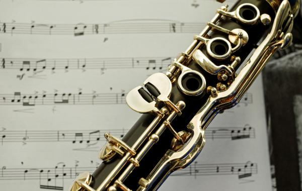 Podvečery s hudbou - klarinetový recitál
